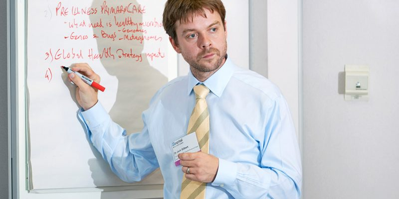 Penelitian Microbiome Jack Gilbert dan Timnya di Rumah Sakit Chicago