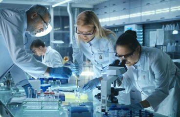 Penelitian untuk Pengaruh Mikroba pada Makanan di Rumah Sakit Chicago USA
