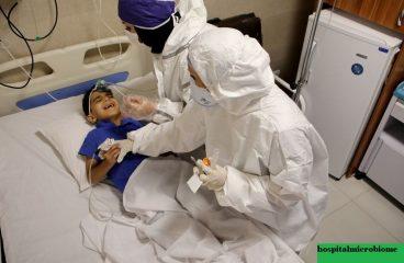 Rumah Sakit Chicago Berjuang untuk Menahan Penyebaran Covid-19